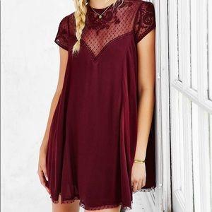 UO Kimchi BlueSwing Dress